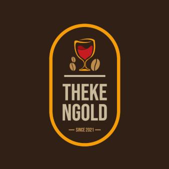 Weinlogo-Design-Thekengold