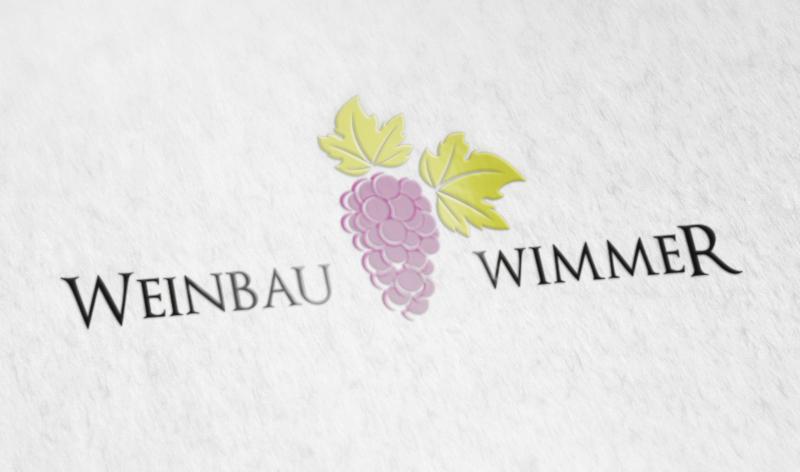 Weinlogo-Weinbau-Wimmer