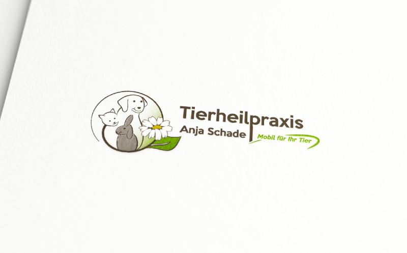 Anja-Schade-Tierheilpraxis-Logo