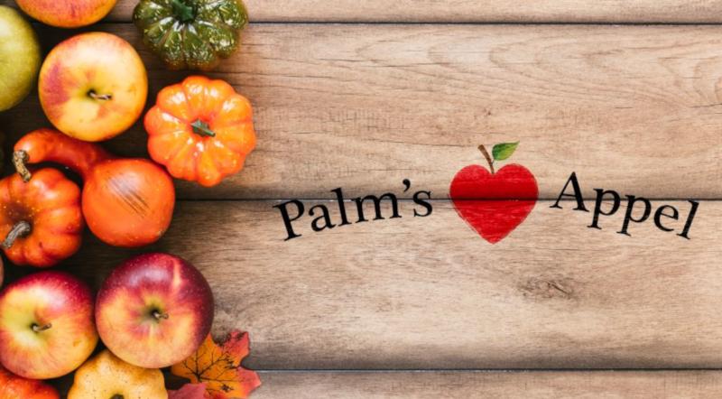 Apfel-Logo-Palms-Appel