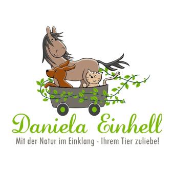 Daniela Einhell Tierheilpraktiker Logo