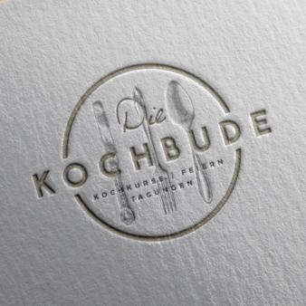 Koch-Logo-Die-Kochbude