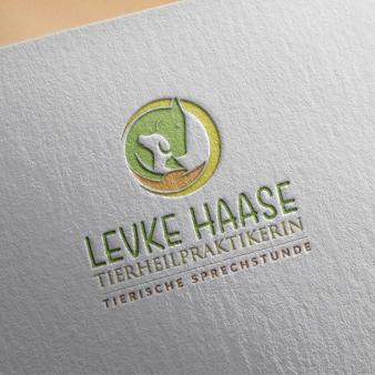 Levke-Haase-Tierheilpraktiker-Logo-Design