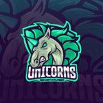 Unicorn Wappen Design für Verein gesucht