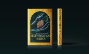 Buchcover-Design für Jugendbuch im Fantasybereich