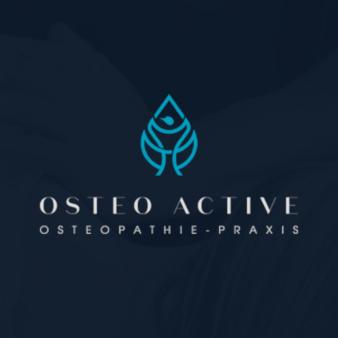 Osteopathie-Logo-Design-Osteo-Active