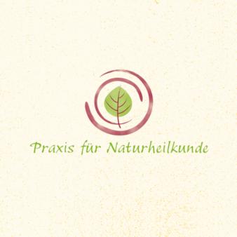 Praxis-fuer-Naturheilkunde-Logo-Design
