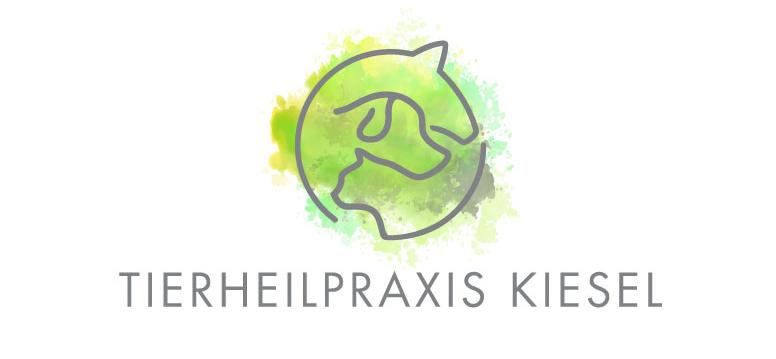 simple Logo, Tierheilpraxis Kiesel