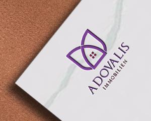 simple Logo, advocalis