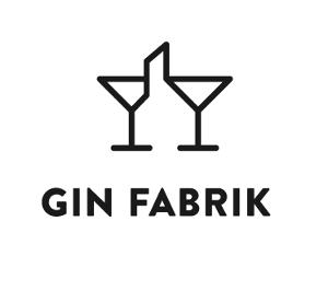 simple Logo, Gin Fabrik