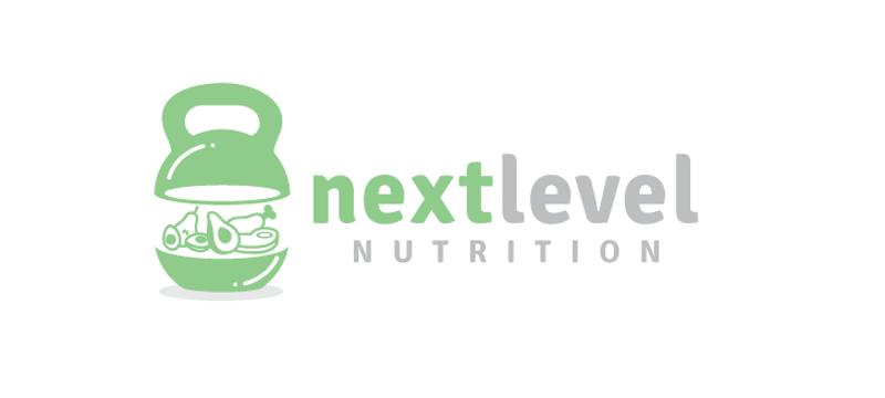 simple Logo, nextlevel nutrition