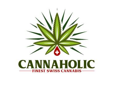CBD Logo, Cannaholic