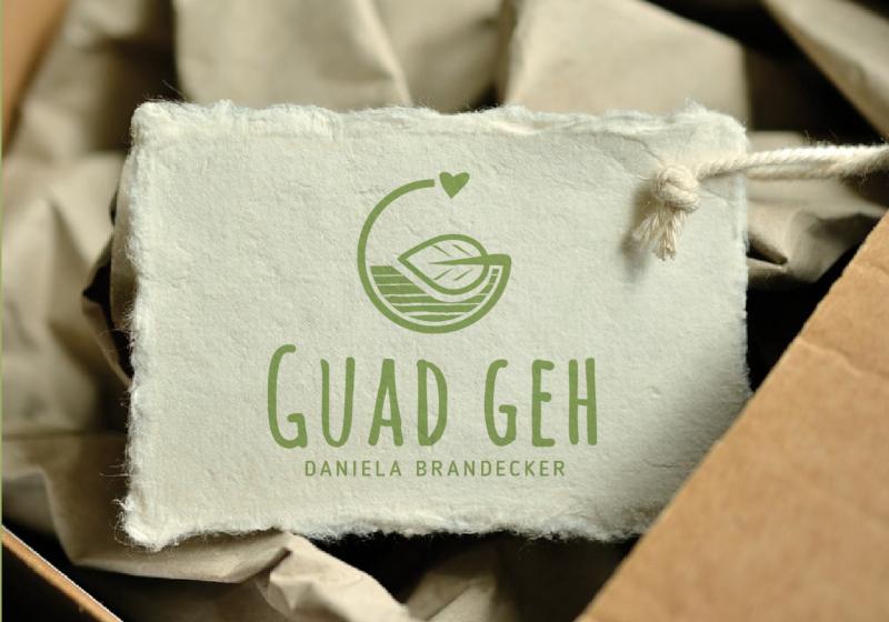 Guad-Geh-Daniela-Brandecker-Trendiges-Logo
