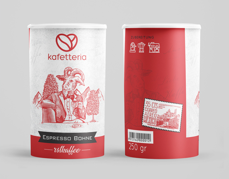 kafetteria-Trendlogo-Design