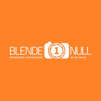 Blende-1-Null-Kamera-Logos