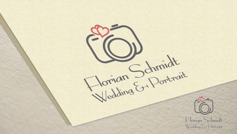 Florian-Schmidt-Kamera-Logo-Design