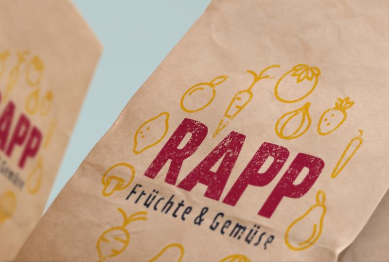 Rapp-Gemuese-Logo-Design