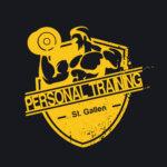 Personal Trainer Logo für St. Gallen