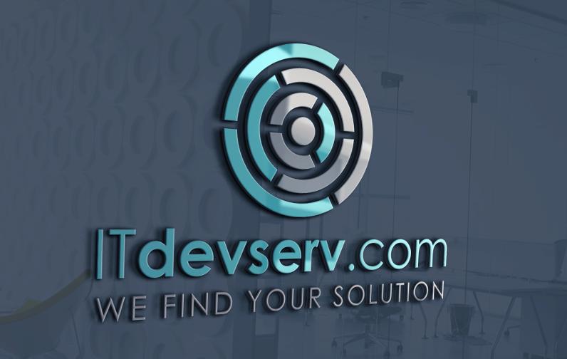 Technologie Logo, ITdevserv.com