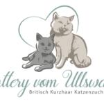Katzen Logo, Cattery vom Ullswasser