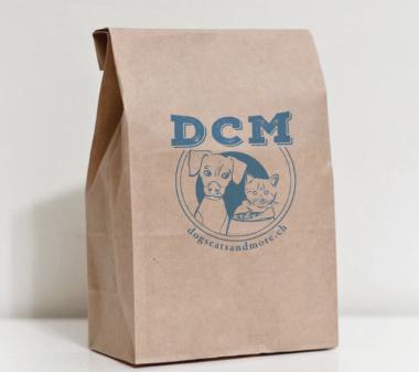 Katzen Logo, DCM