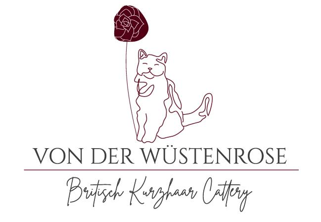 Katzen Logo, Von der Wüstenrose