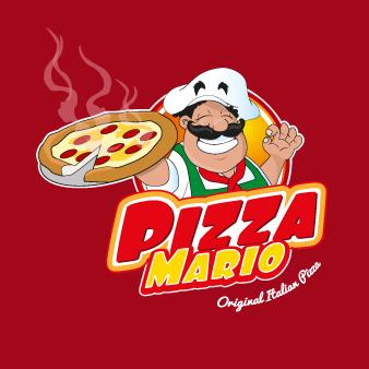 Lieferservice-Logo-Design-Pizza-Mario