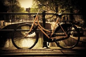 Webstyle Retro Fahrrad
