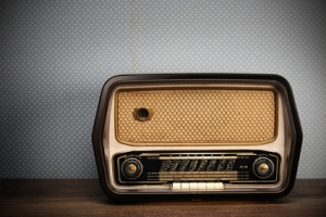 Webstyle Retro Radio