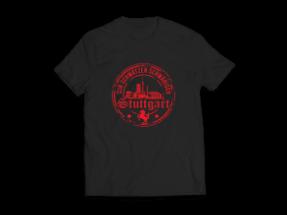 T-Shirt-Design für die Stadt Stuttgart