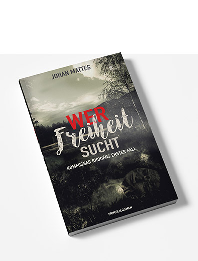 Individuelles Buchcover-Design kreativ & preiswert