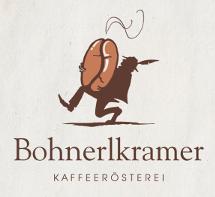 Kaffeerösterei Bohnerlkramer sucht Logo