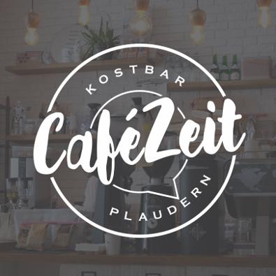 Cafe Logo für Cafe-Zeit - Cafe-Logo-Design Beispiel
