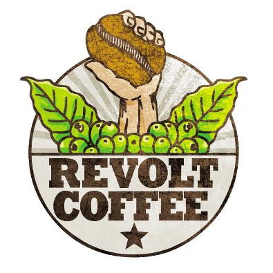 Kaffee Logo für Revolt-coffee - Kaffee-Logo-Design Beispiel