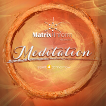 Cover-Design für CD zur Meditation