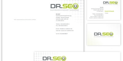 Corporate-Design Beispiele