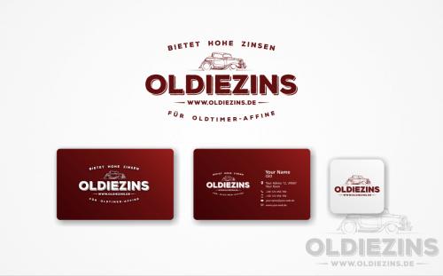 Corporate-Design mit Oldtimer- Bezug