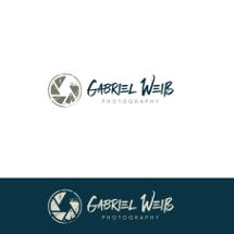Logo-Design für Gabriel Weiß Photography
