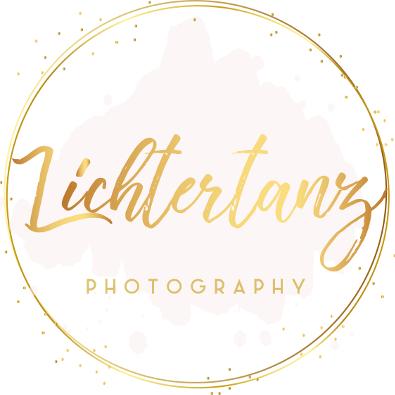 Fotografen-Logo für Lichtertanz-Fotografie - Fotografie-Logo Beispiel