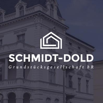 Immobilien-Logo für Grundstücksgesellschaft - Immobilien-Logo Beispiel