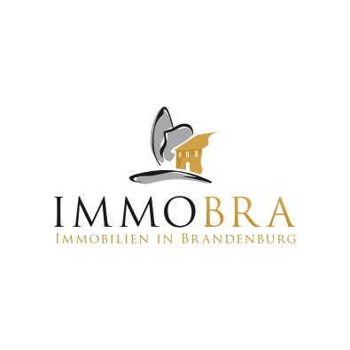 Immobilien-Logo für Immobilien-Unternehmen - Immobilien-Logo Beispiel