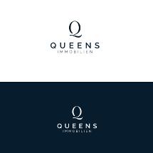 Logo-Design für Queens Immobilienvermittlung