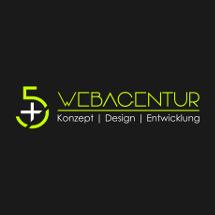 Logo- und Visitenkarten-Design für Webdesign-Agentur