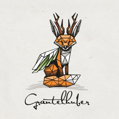 Logo-Design für Grantelhuber - Logo-Design Beispiel