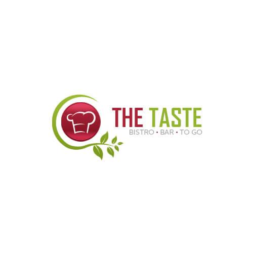 Logo erstellen für Bistro & Bar The Taste