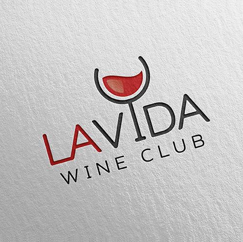 Logo-Design für Vinothek