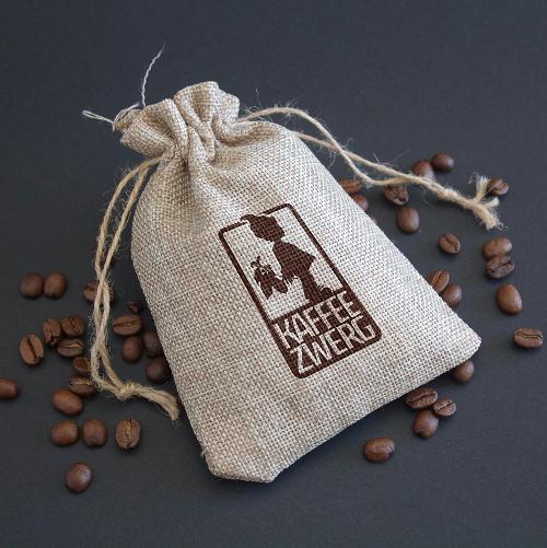 Logo-Design für Kaffeemarke Kaffeezwerg