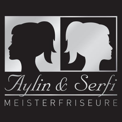 Friseur Logo für AylinundSerfi - Frisör Logo-Design Beispiel
