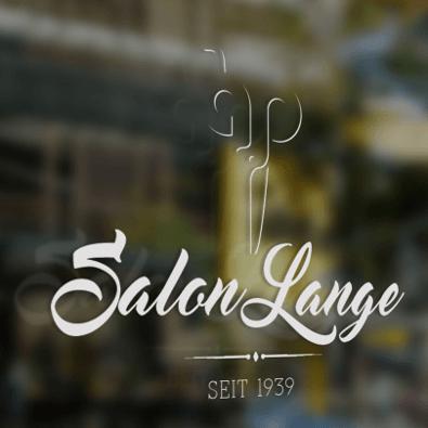 Friseur Logo für Friseur Salon - Frisör Logo-Design Beispiel
