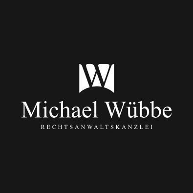 Logo für Rechtsanwalt Wuebbe - Anwalts-Logo-Design Beispiel